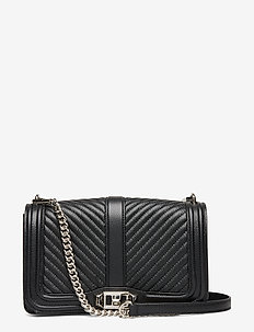 Love Crossbody Pebble - 003 BLACK