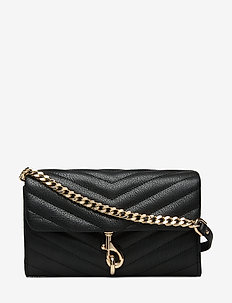 EDIE WALLET ON CHAIN - BLACK