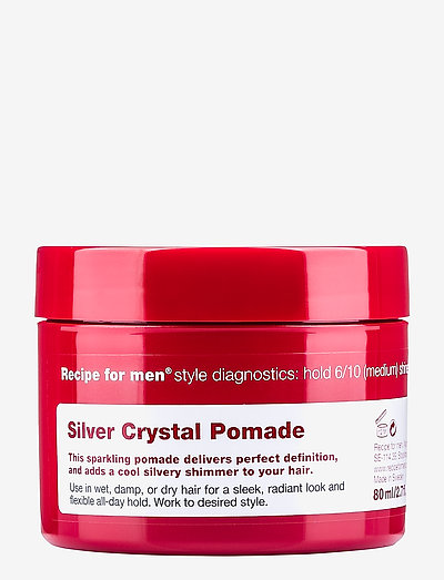 Silver Crystal Pomade - pomade - clear