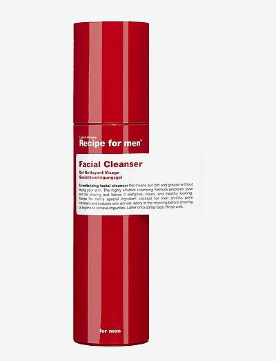 Facial Cleanser - kasvojen puhdistus - clear