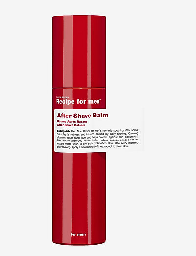 After Shave Balm - aftershave - clear