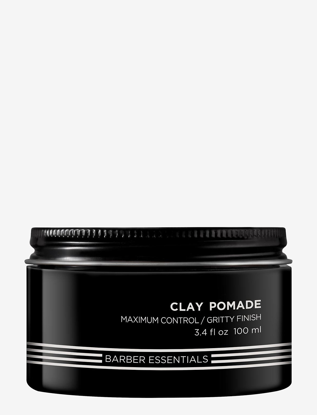 Redken - Brews Clay Pomade - pomade - clear - 0