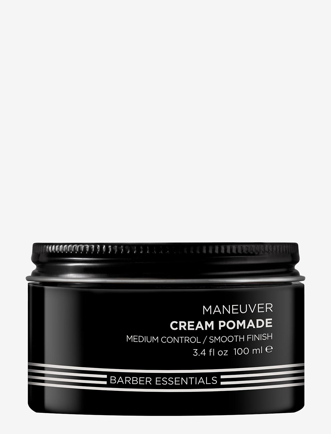 Redken - Brews Maneuver Cream Pomade - pomade - clear - 0