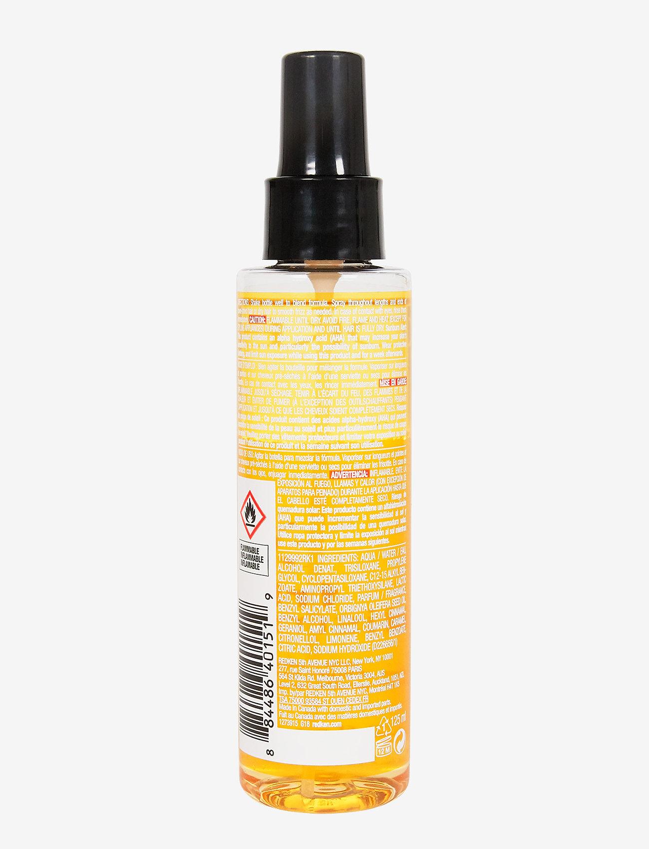 Redken - Frizz Dismiss Anti-Static Oil Mist - hair mist - clear - 1