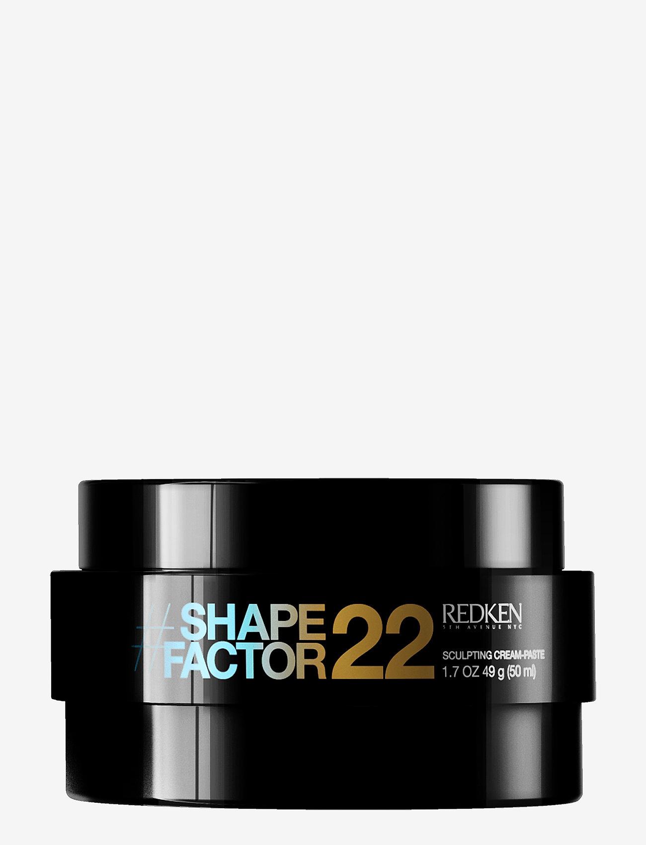 Redken - Texture Flex Shape Factor 22 - vahat & geelit - clear - 0
