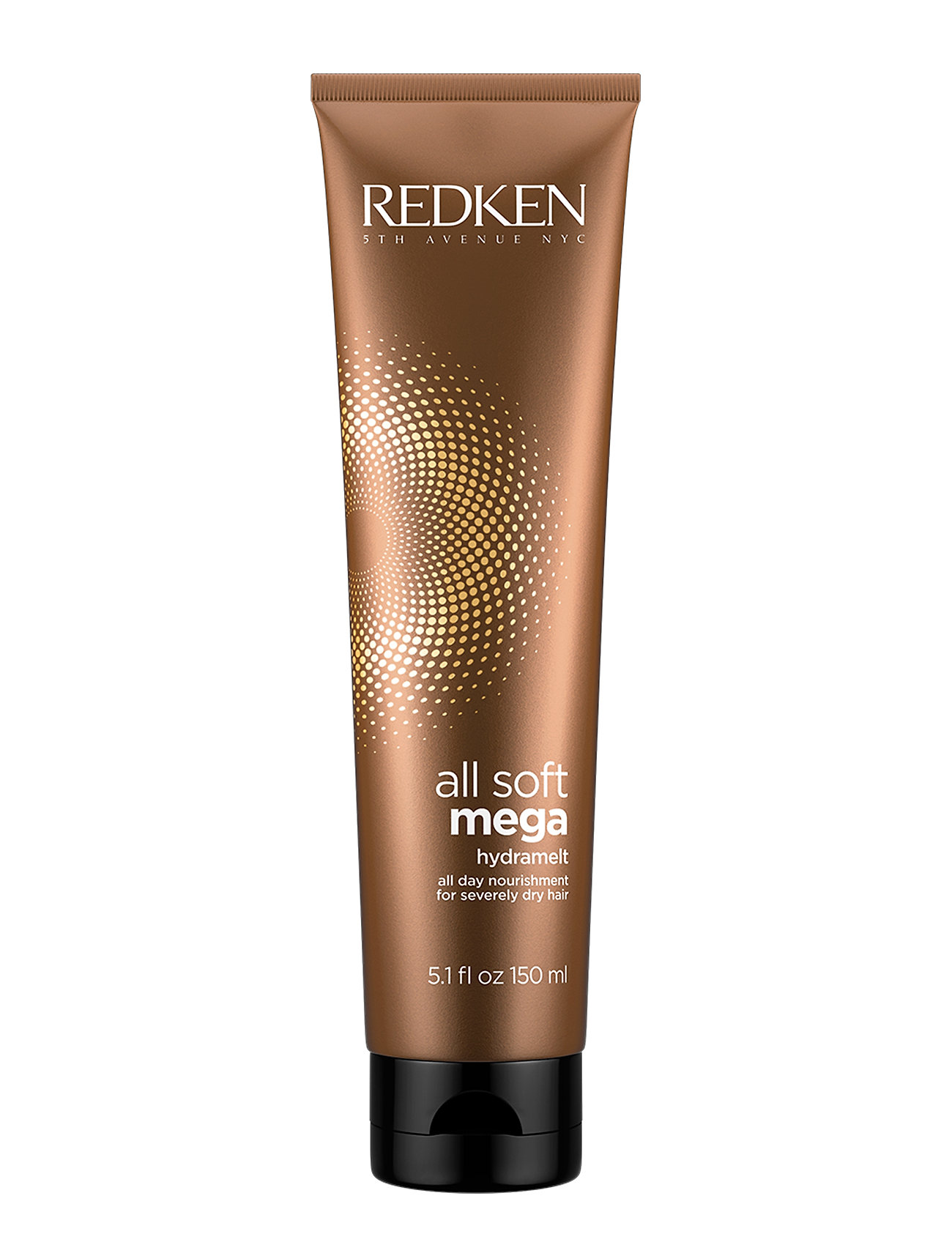 Redken All Soft Mega Hydramelt Leave In Treatment - CLEAR