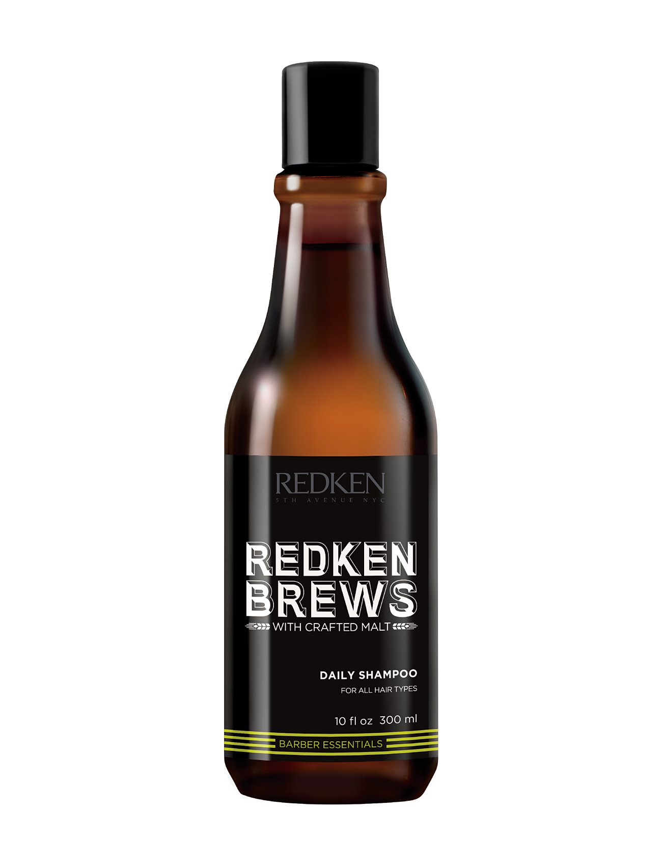 Redken Brews Daily Shampoo - CLEAR
