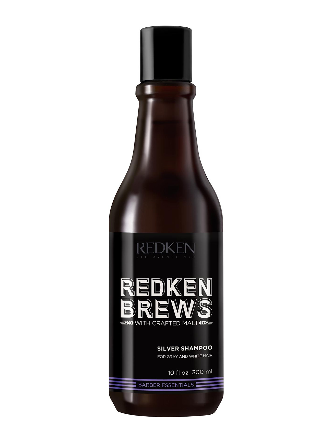 Redken Brews Silver Shampoo - CLEAR
