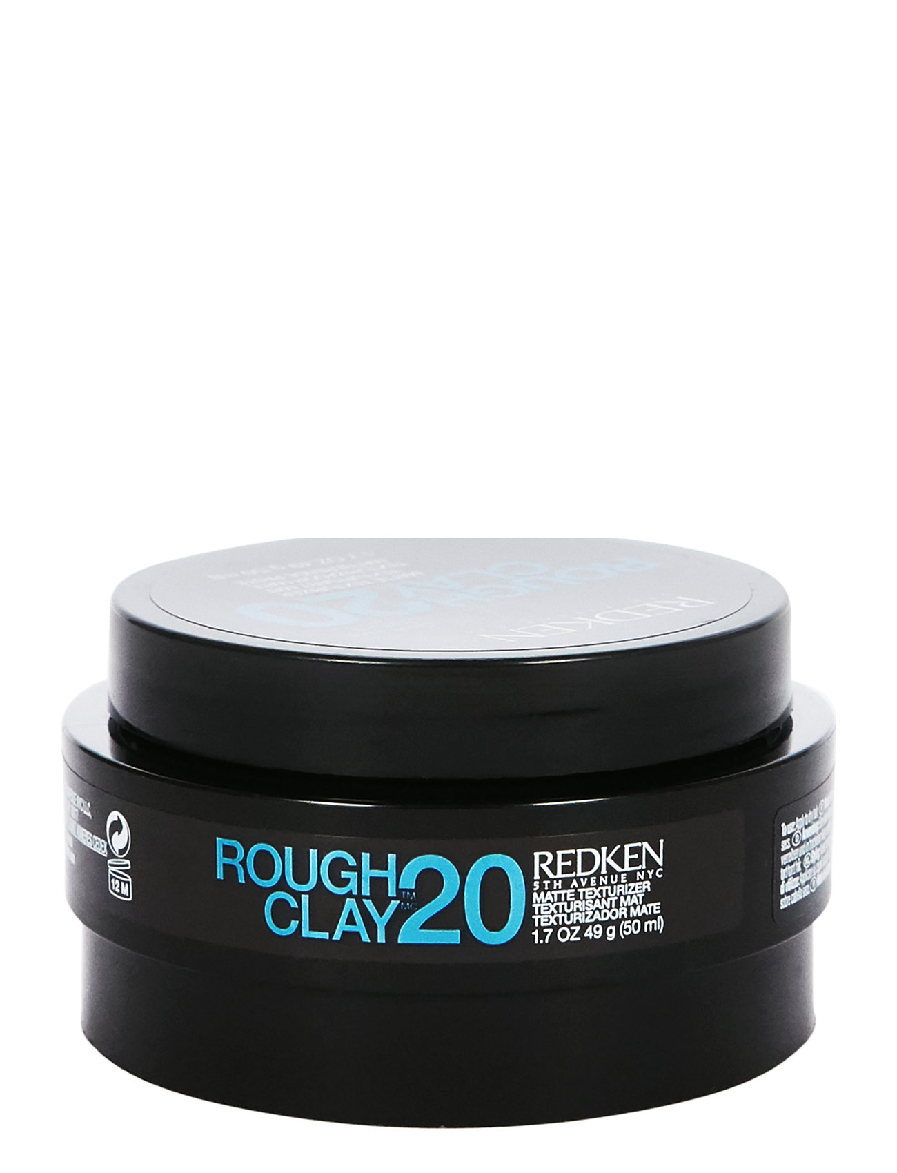 Redken Texture Rough Clay 20 - CLEAR