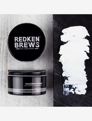 Redken - Brews Thickening Pomade - pomade - clear - 4