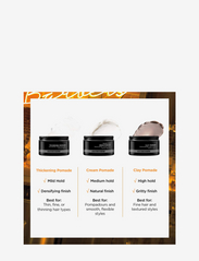 Redken - Brews Thickening Pomade - pomade - clear - 5