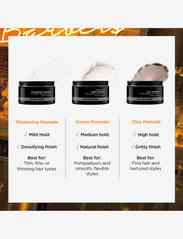 Redken - Brews Thickening Pomade - pomade - clear - 6