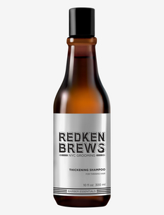 Redken Brews Thickening Shampoo - shampo - clear