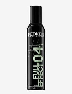 Volumize Full Effect 04 - hårspray - clear
