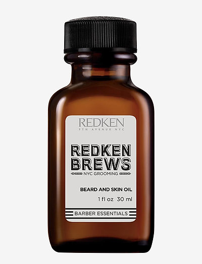Brews Beard and Skin Oil - CLEAR