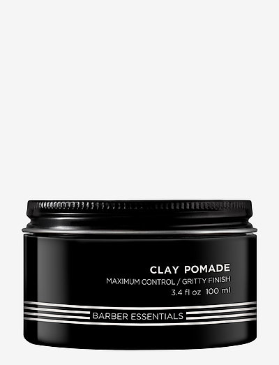 Brews Clay Pomade - pomade - clear