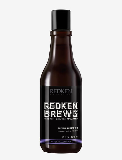 Redken Brews Silver Charge Shampoo - CLEAR