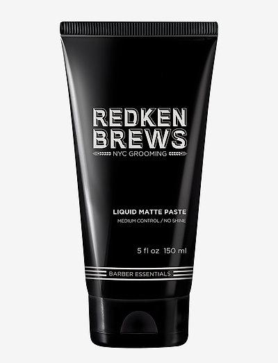 Brews Liquid Matte Paste - paste - clear