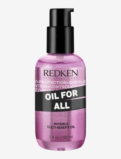 Oil for All - hiusöljyt - no colour