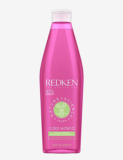 Redken Nature + Science Color Extend Shampoo - shampoo - clear