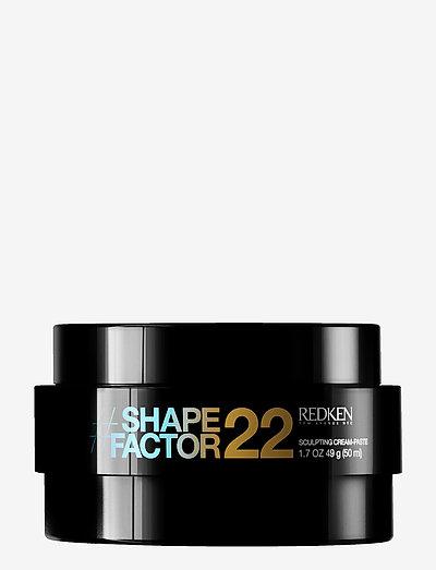 Texture Flex Shape Factor 22 - vahat & geelit - clear