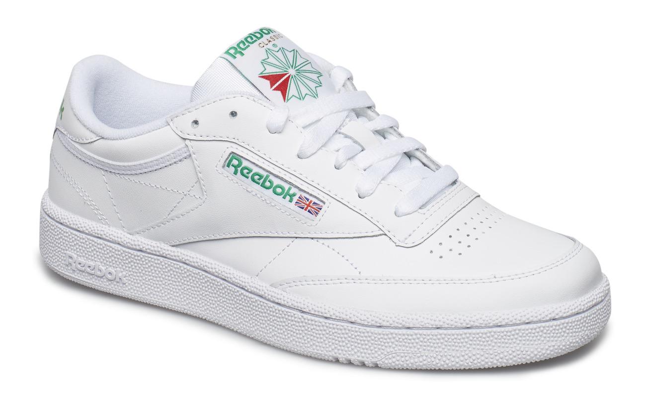 Reebok Shoes | White Classics | Poshmark