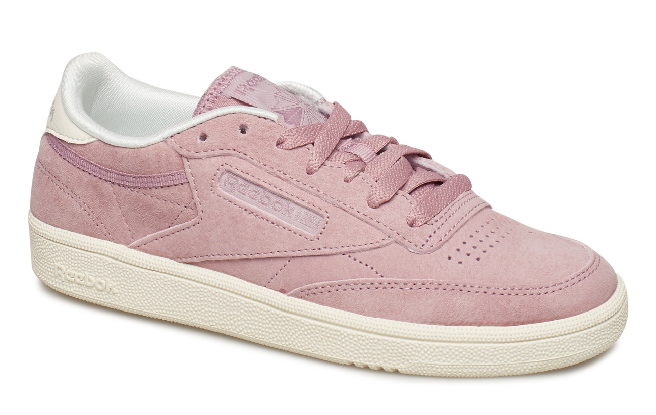 Reebok Classics CLUB C 85 - INFUSED LILAC/CHALK