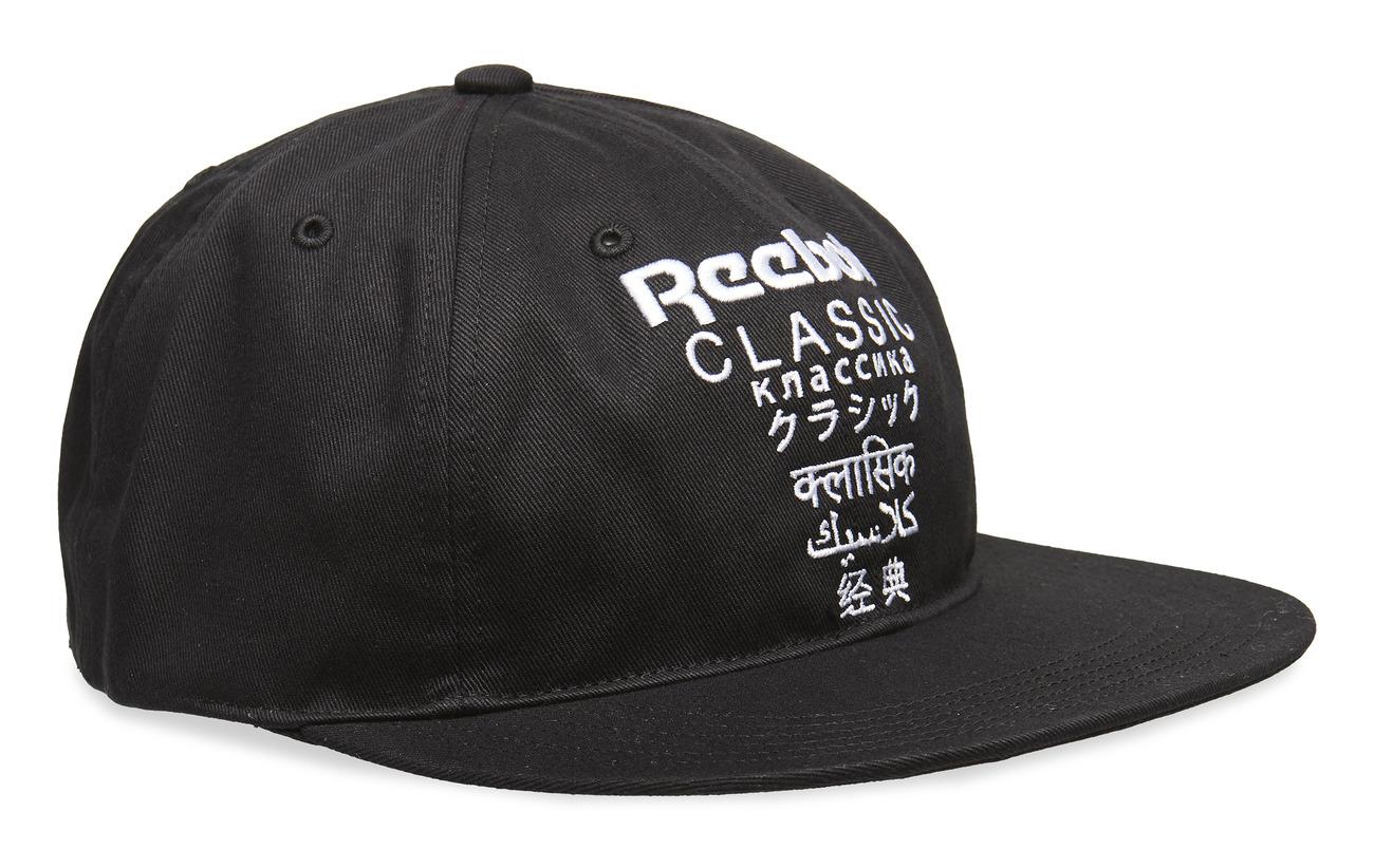 Reebok Classics CL Cap International - BLACK