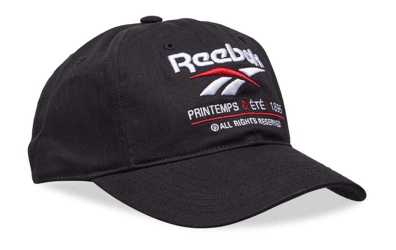 8c0a33b4db4bae Cl Printemp Ete Cap (Black) (£13.17) - Reebok Classics - | Boozt.com