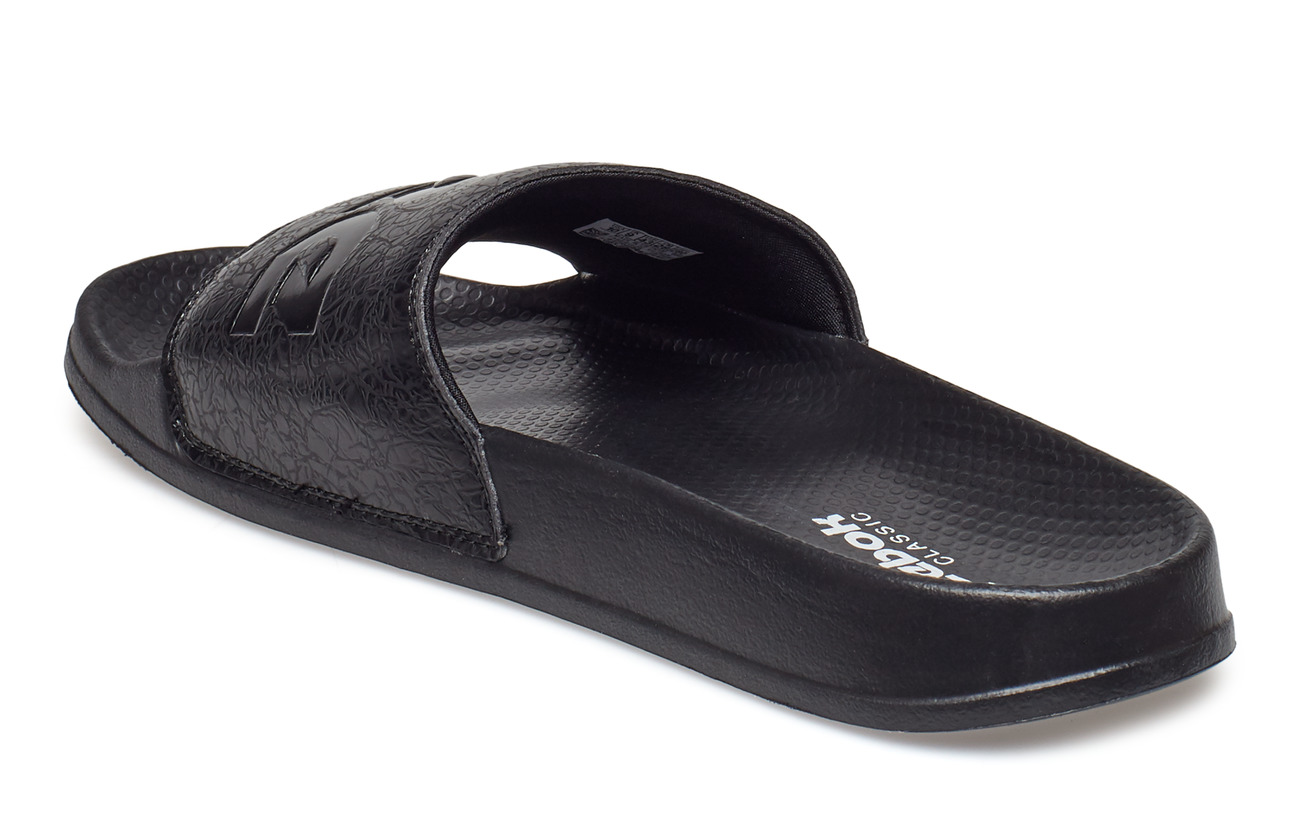 Classic Slidesplt whiteClassics black blac Reebok kXZiPTOu