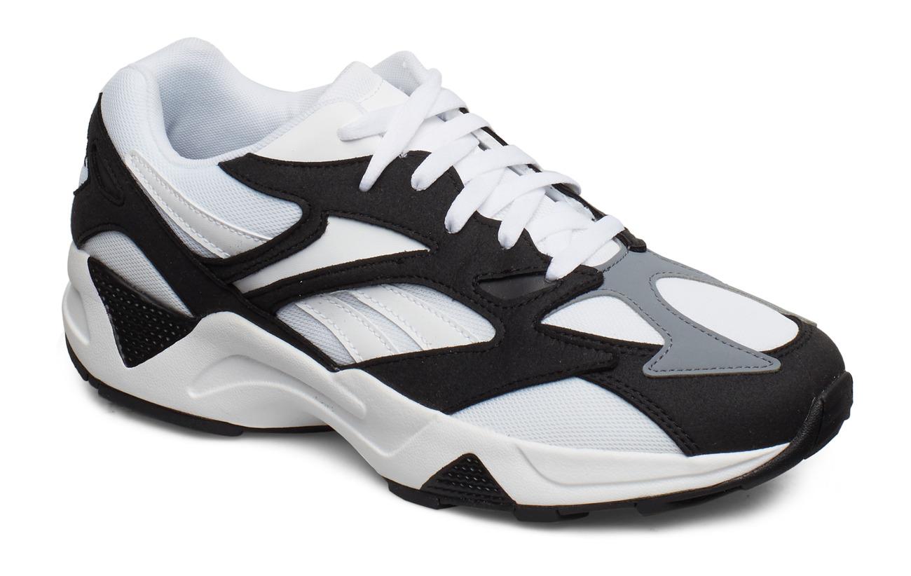 Reebok Classics AZTREK 96 - WHITE/PANTON/PANTON