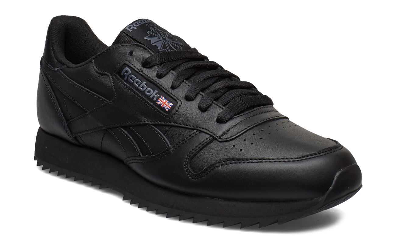 graphite Mublack Cl Leather Ripple rReebok Classics T1JclKF3