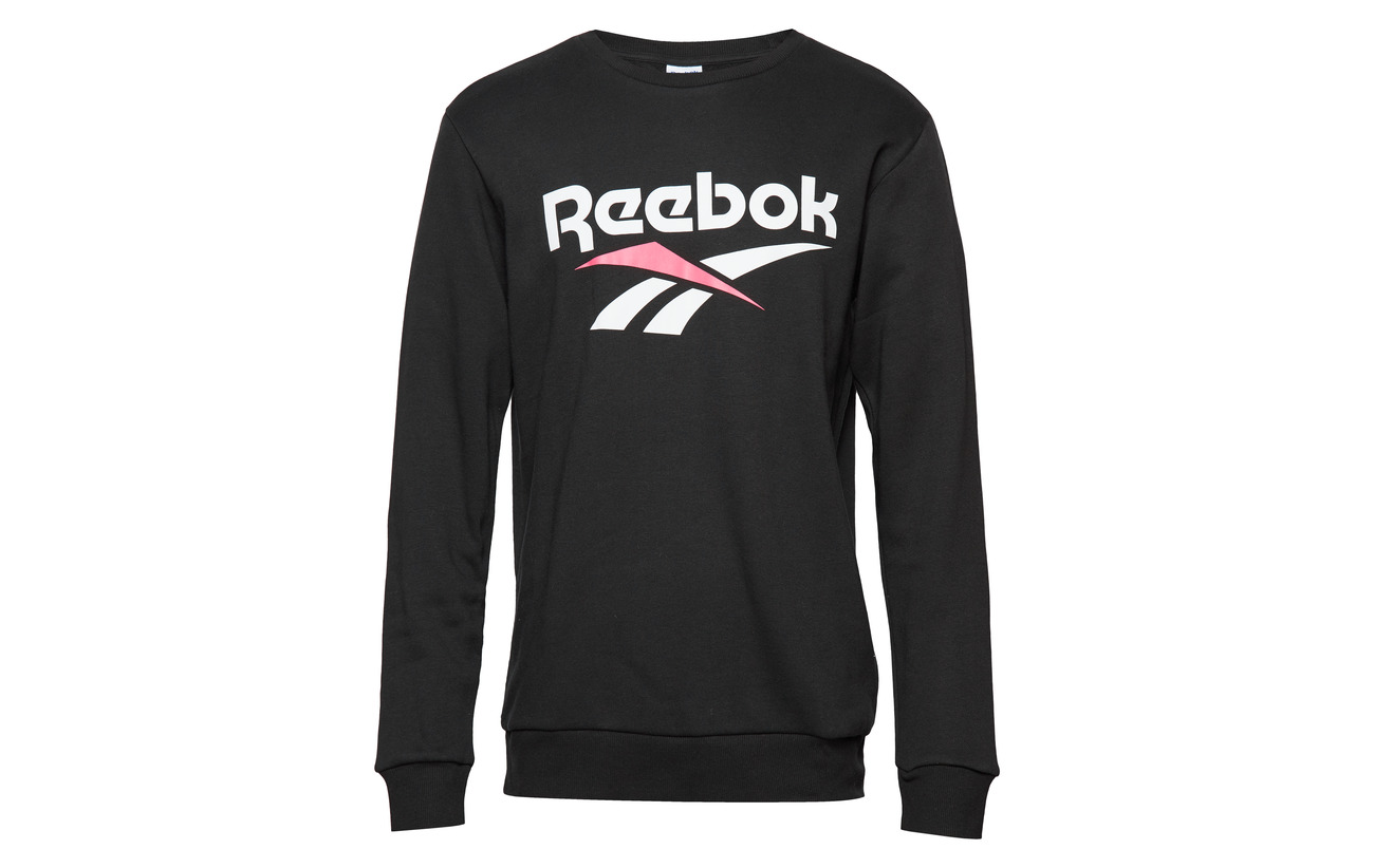 Reebok Crewneck Cl Classics Black V rq4arx7