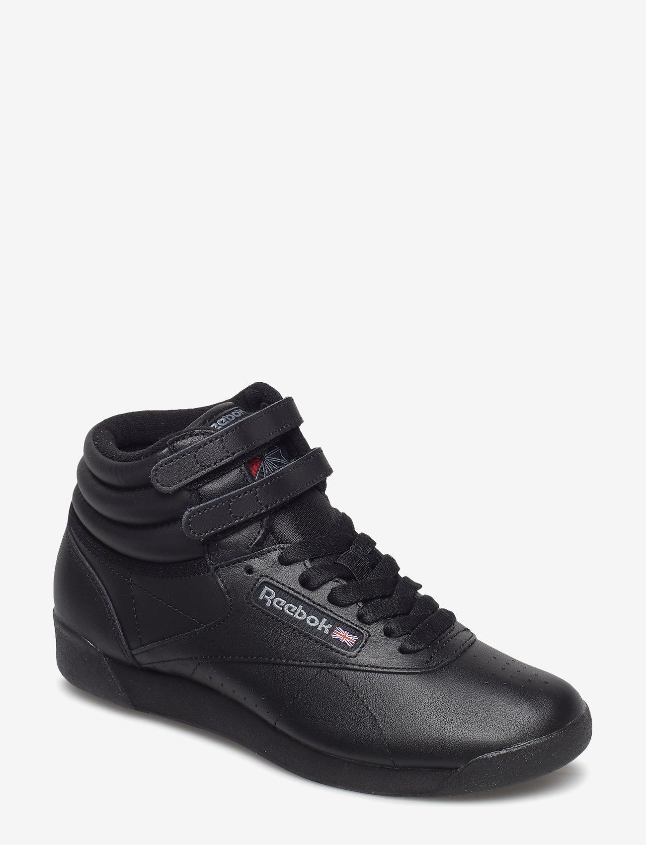 Reebok Classics - Freestyle Hi W - sneakers - black - 0