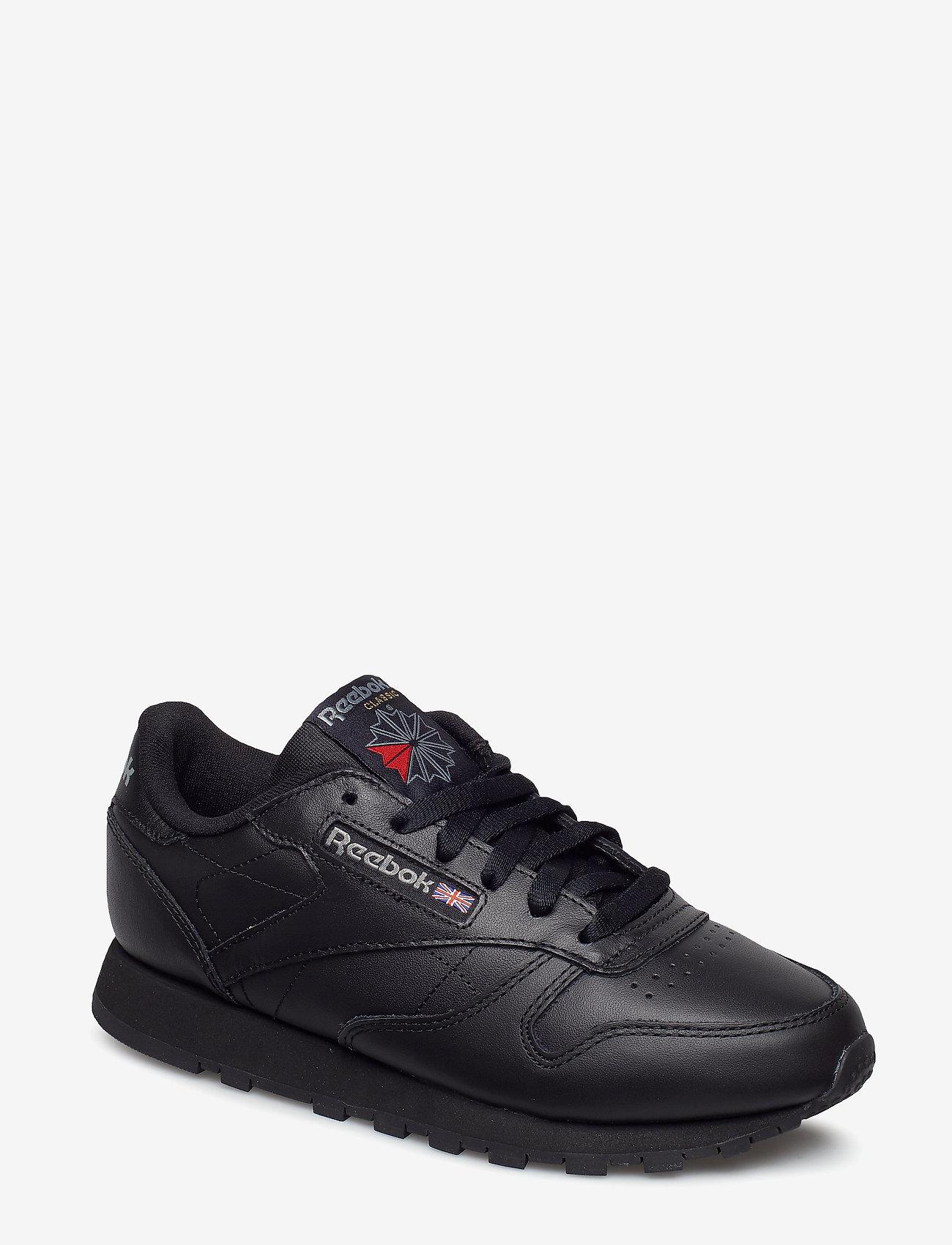 Reebok Classics - Classic Leather W - chunky sneaker - black - 0