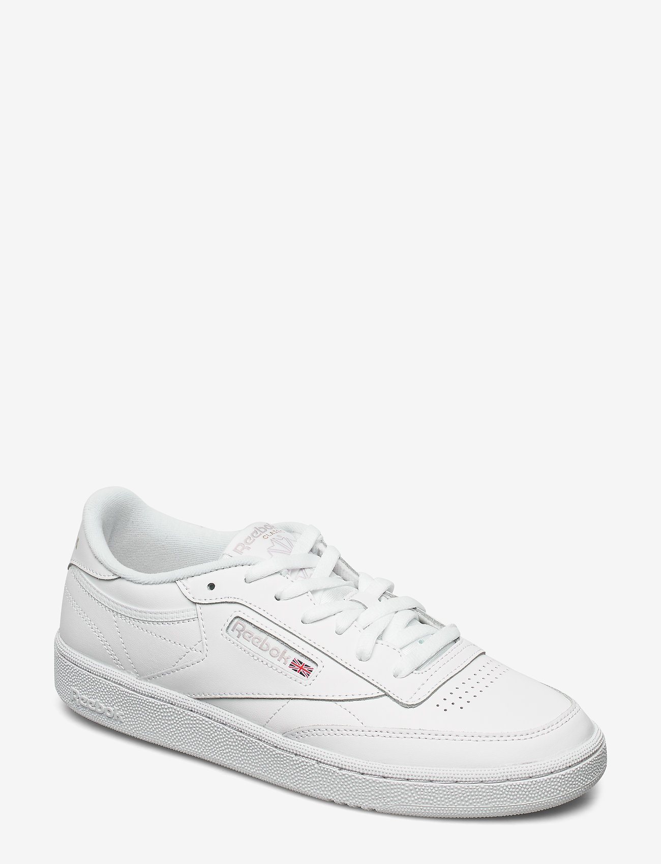 Reebok Classics - Club C 85 W - sneakers - white/light grey - 0