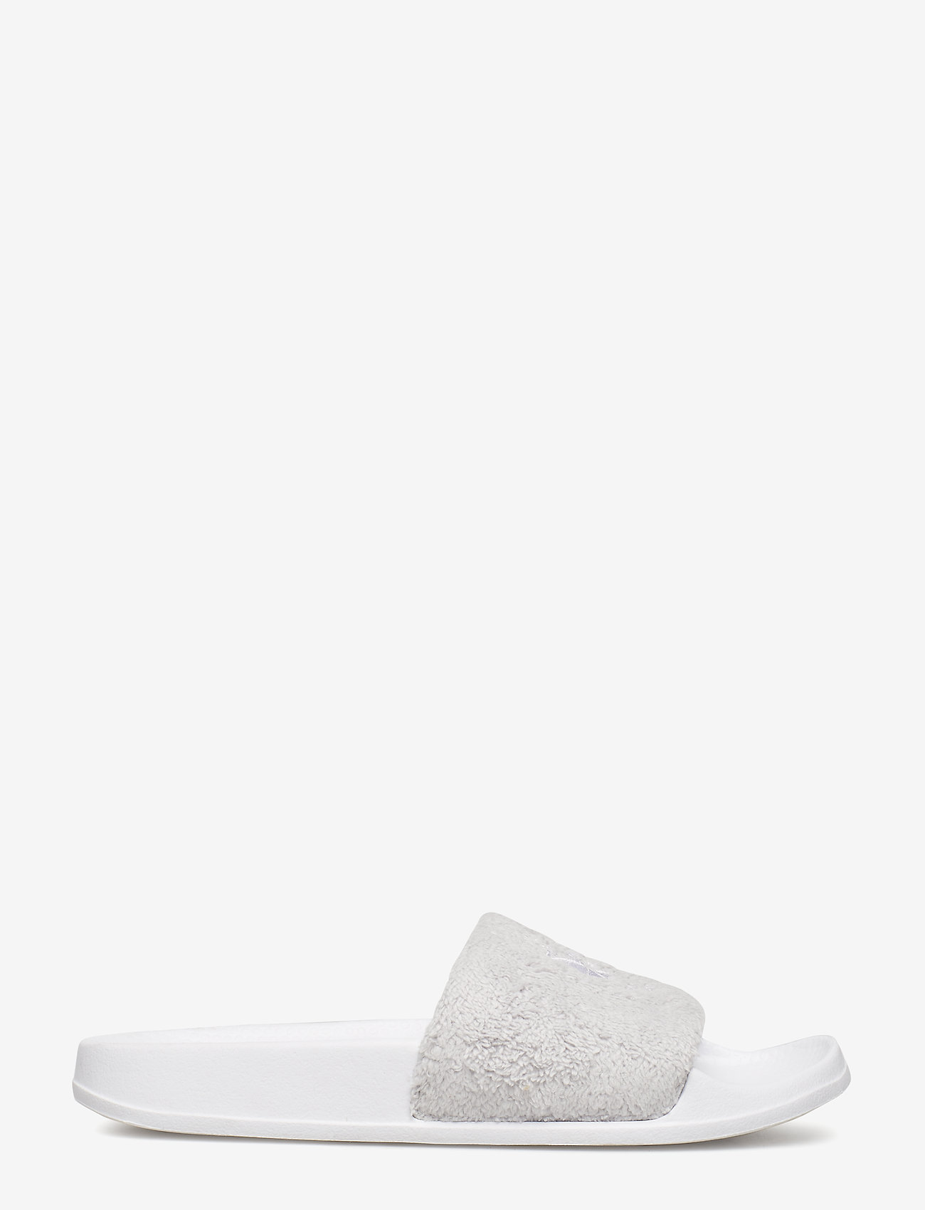 Reebok Classics - REEBOK CLASSIC SLIDE - pool sliders - white/lgh solid grey