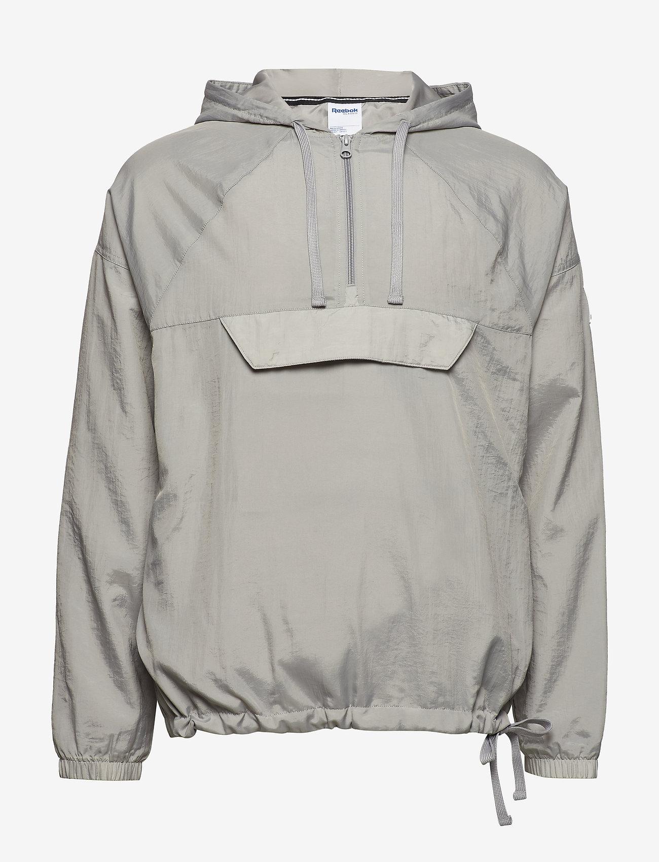 Reebok Classics - ES 1/2 ZIP OTH - sports jackets - mgsogr
