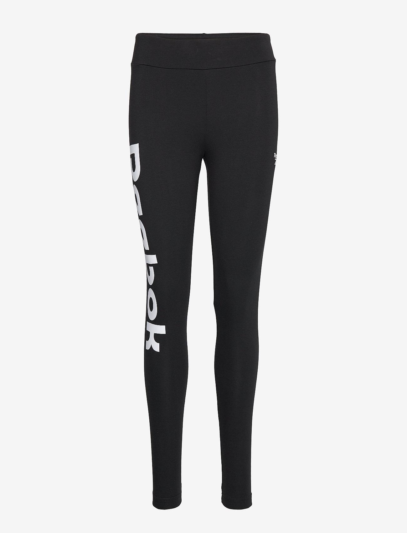 Reebok Classics - CL REEBOK LEGGING - leggings - black - 1