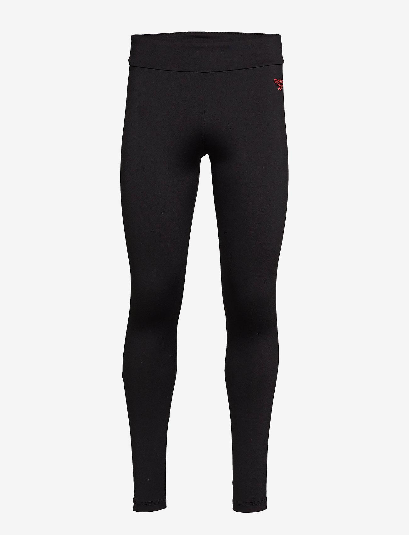 Reebok Classics - CL GP LEGGING - leggings - black - 1