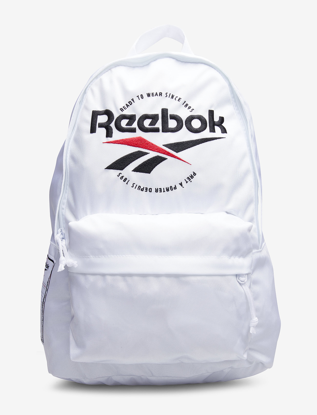 Reebok Classics - CL Backpack RTW - gender neutral - white - 0