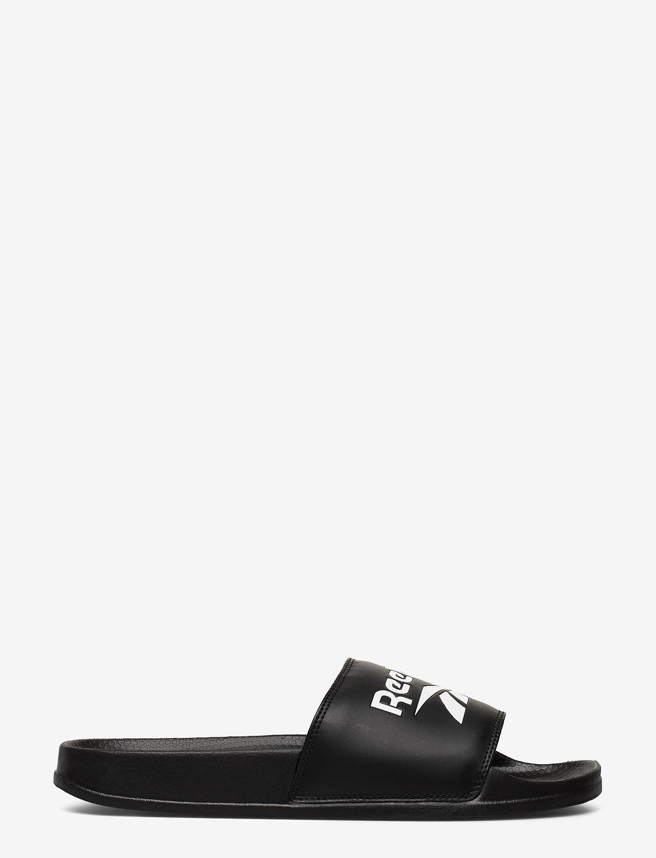 Reebok Classics - REEBOK CLASSIC SLIDE - sneakers - black/white/none - 1