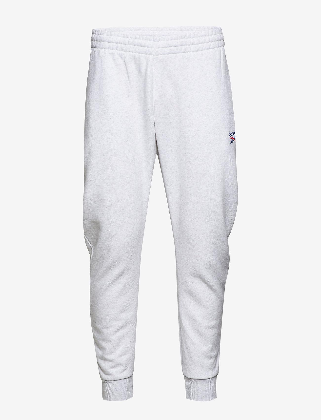 Reebok Classics - CL F VECTOR PANT - pants - whtmel - 1