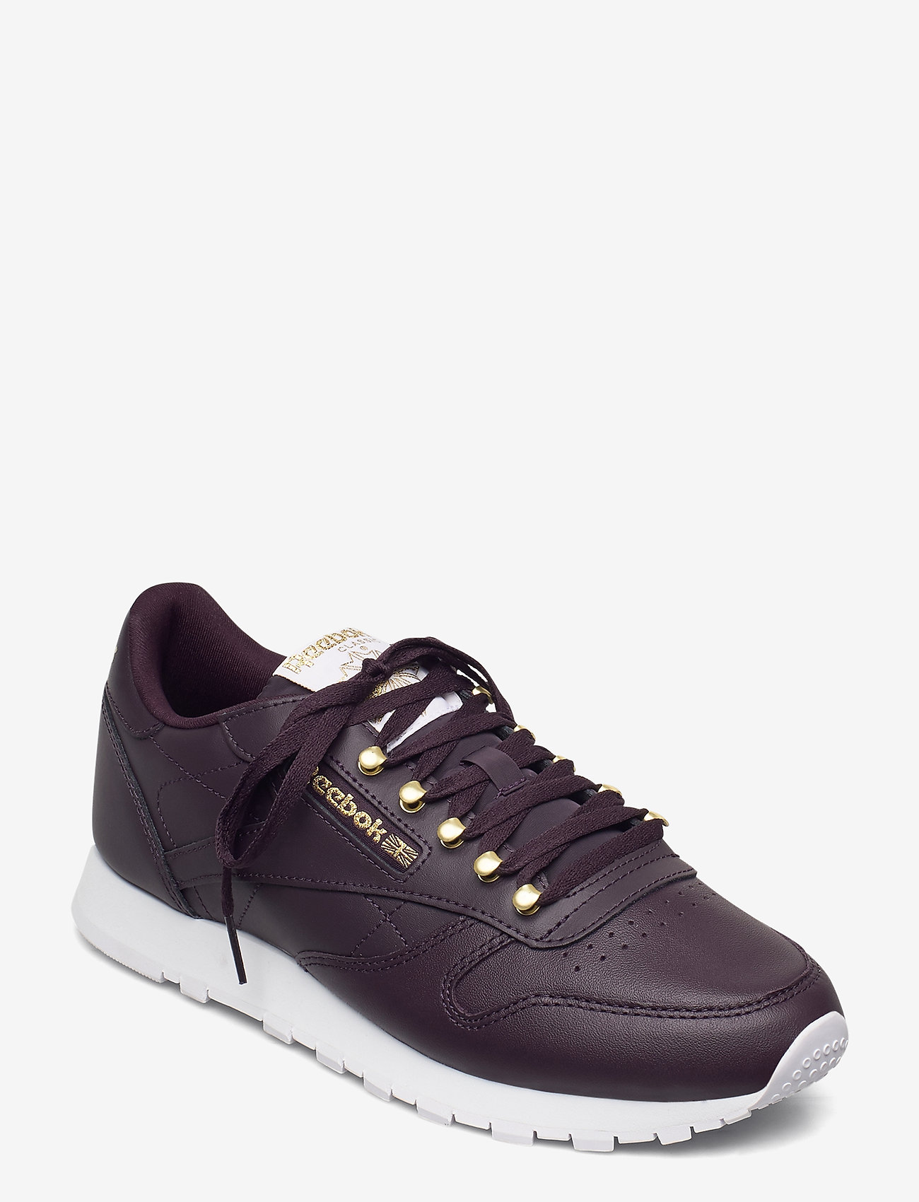 Reebok Classics - CL LTHR - chunky sneaker - midsha/magold/white - 0