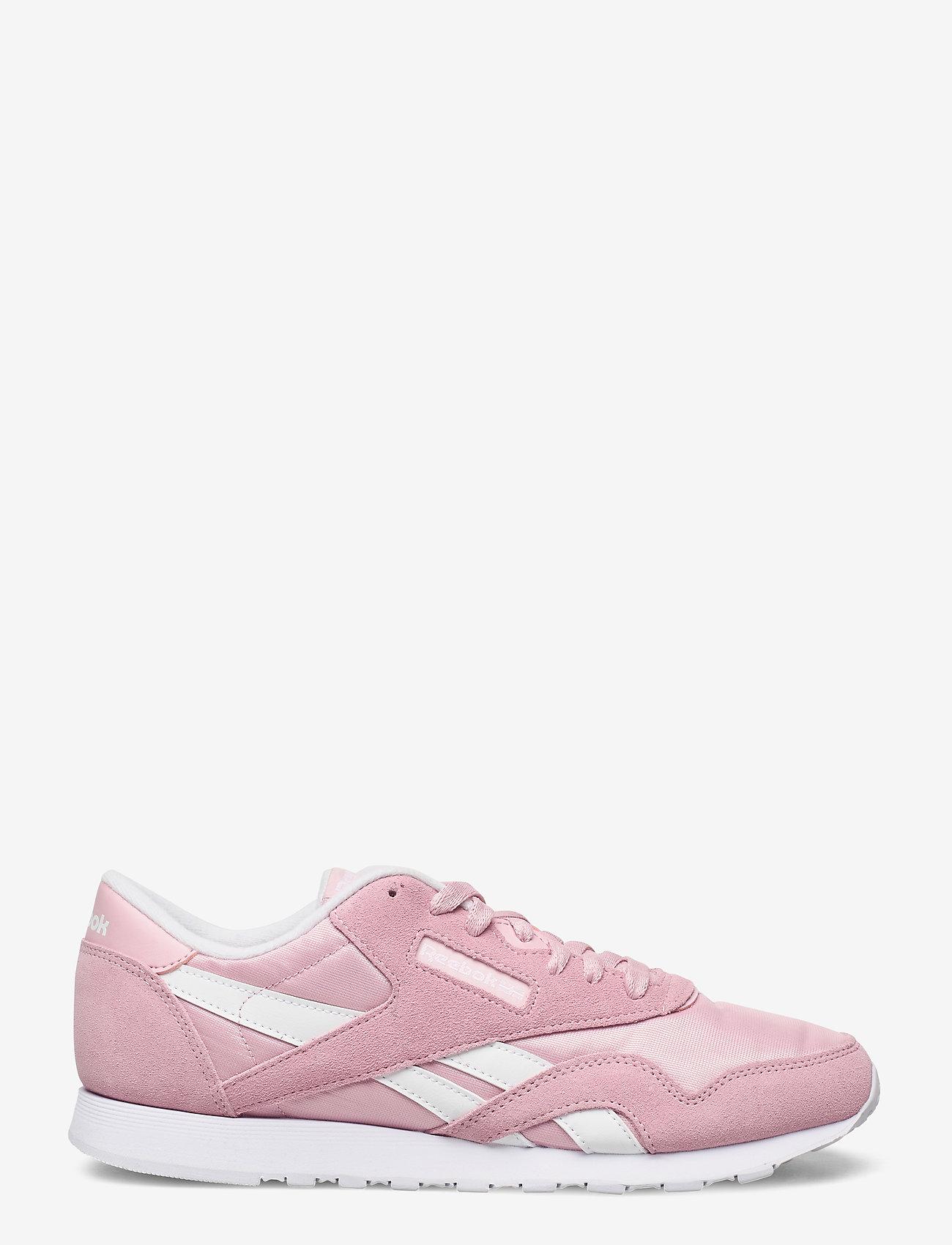 Reebok Classics - CL NYLON - sneakers - clapnk/white/white - 1