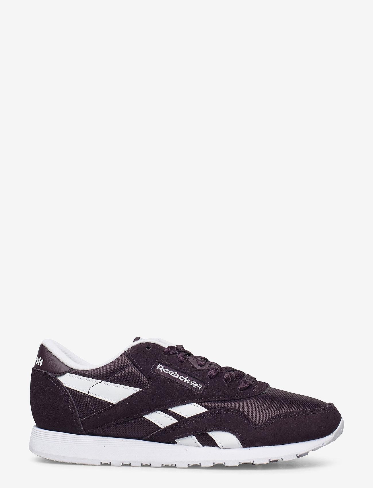 Reebok Classics - CL NYLON - lage sneakers - midsha/white/white - 1