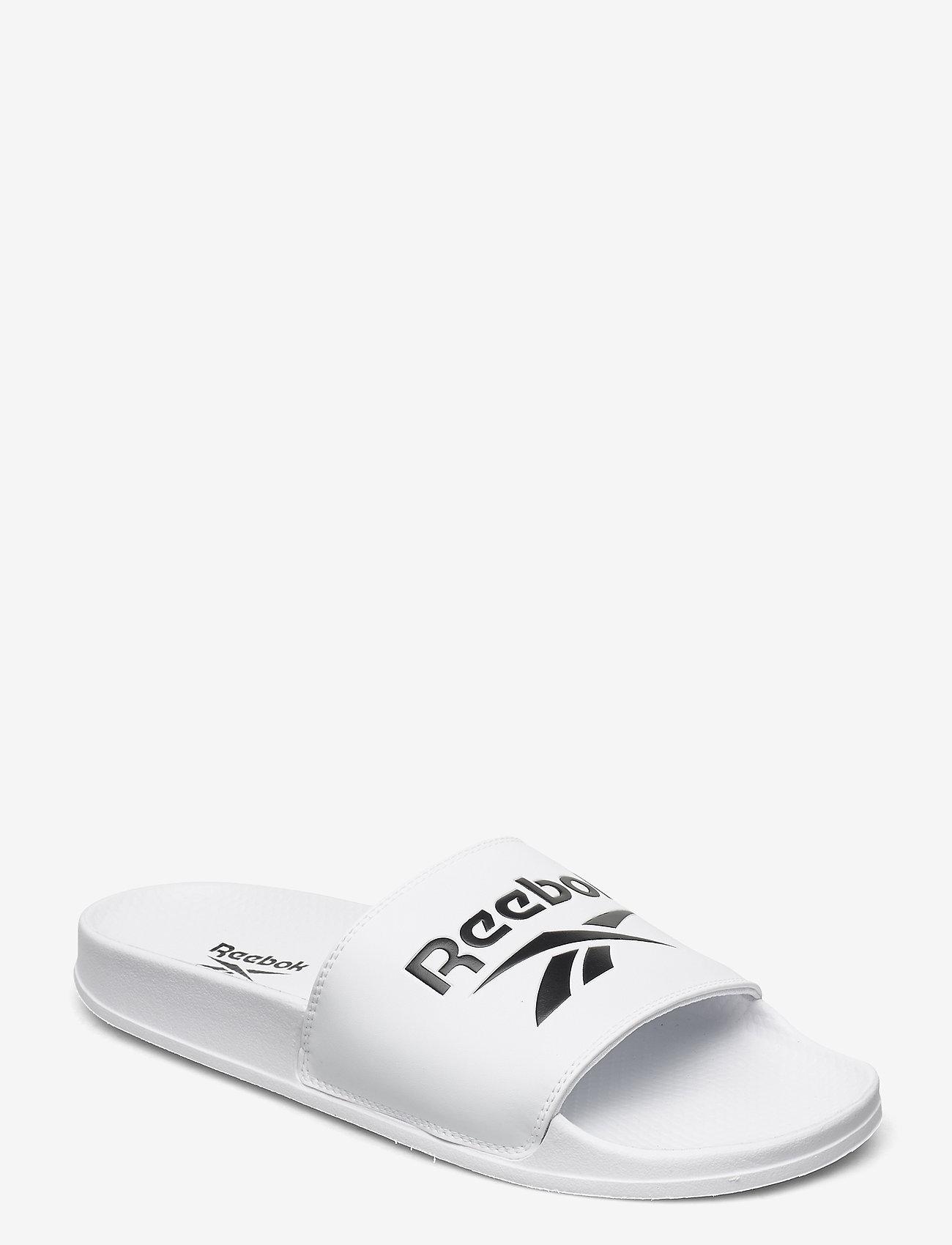 Reebok Classics - REEBOK CLASSIC SLIDE - sneakers - white/black/white - 0
