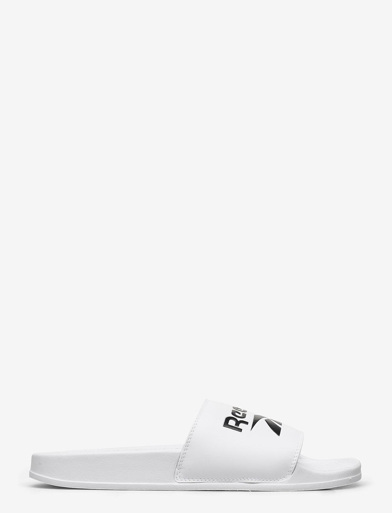 Reebok Classics - REEBOK CLASSIC SLIDE - sneakers - white/black/white - 1