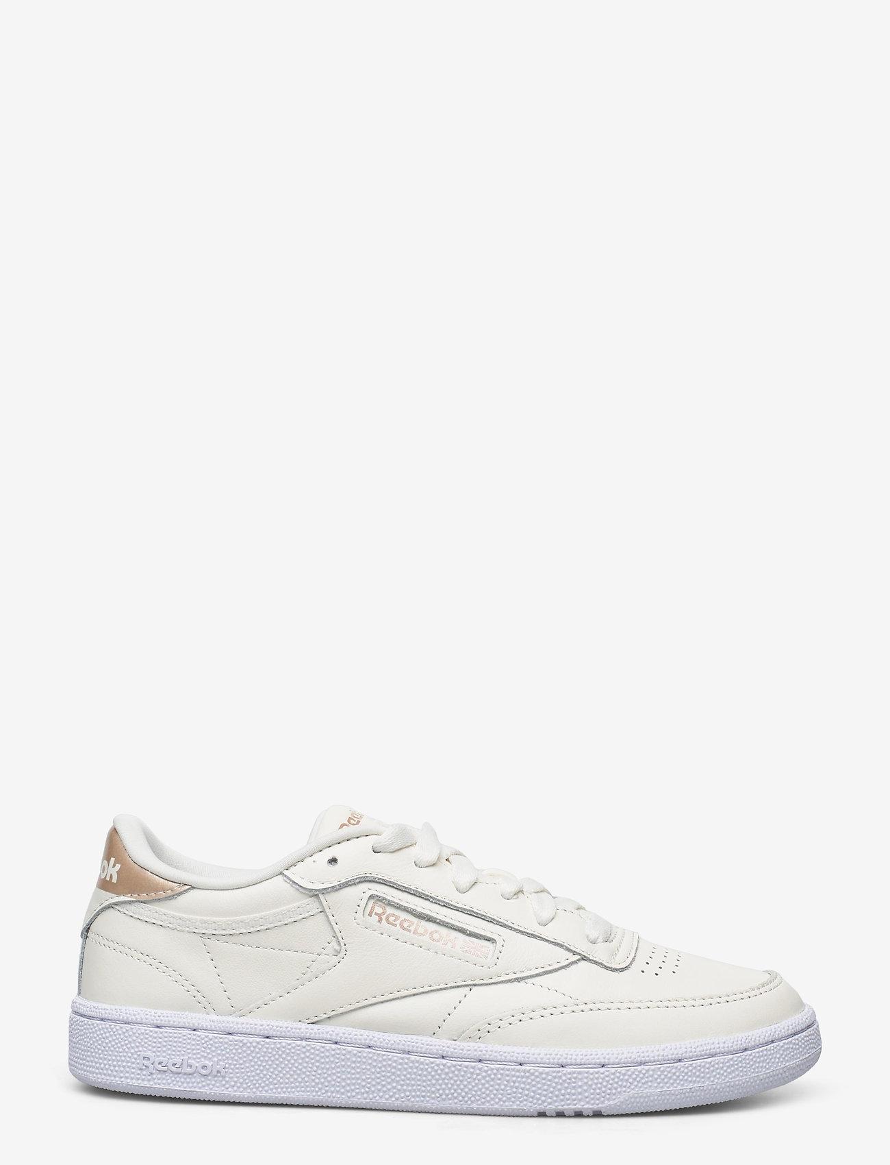 Reebok Classics - Club C 85 W - sneakers - chalk/golbro/ftwwht - 1