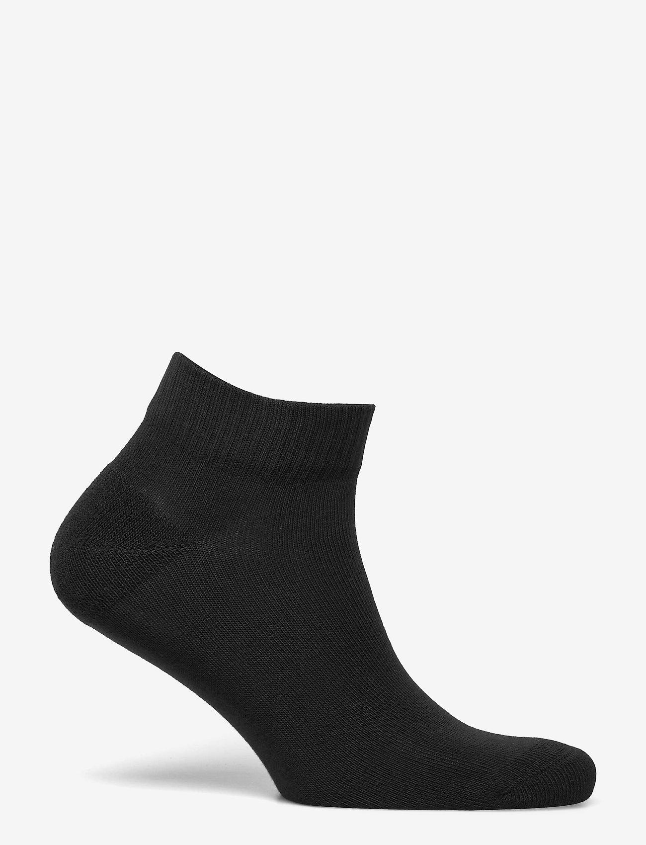 Reebok Classics - CL FO Ankle Sock 3P - kousen - black - 1